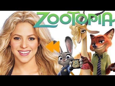 """Zootopia"" Voice Actors And Characters"