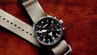 Junkers Flieger 3133 Pilots Watch Review