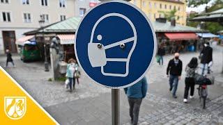 Maskenpflicht in Düsseldorf: Bis zu 25 000 Euro Bußgeld