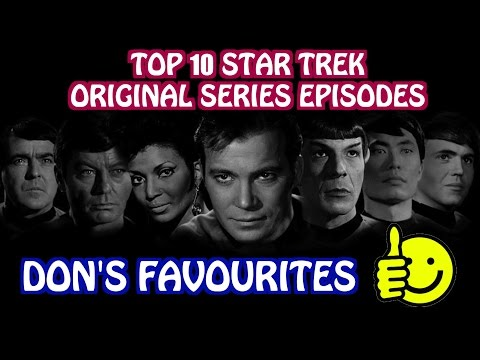Top 10 Star Trek Original Series Episodes