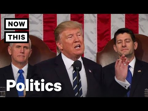Trump's State of the Union Address 2018 [FULL LIVE STREAM] | NowThis