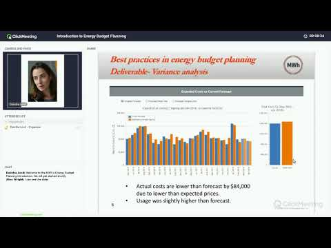 Introduction to Energy Budget Planning: MWh Webinar