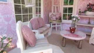 Orchid Dollhouse From Greenleaf In Full Scale