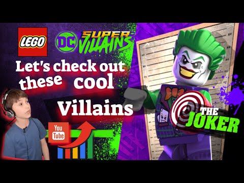 The best lego dc super villains game ....Let's play it ! Part 1 |