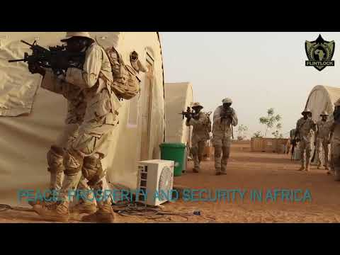 DFN:Flintlock 2018 training in Tahoua, Niger (social media), TAHOUA, NIGER, 04.13.2018 thumbnail