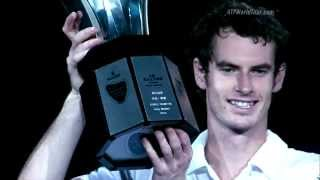 Andy Murray 500 Match Wins Tribute