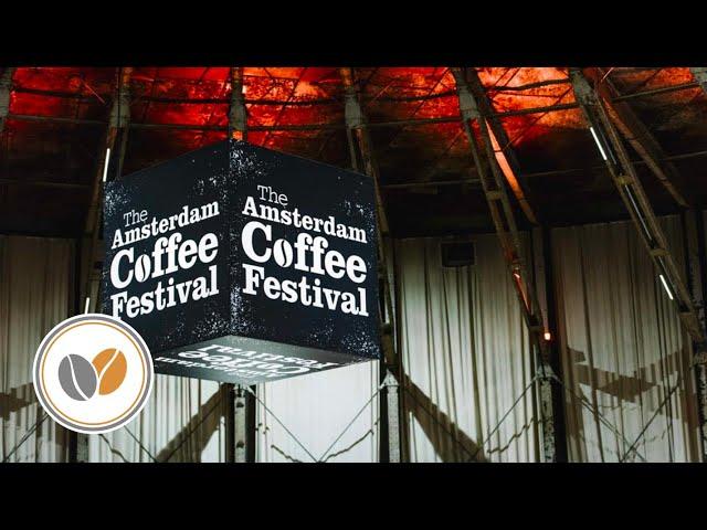 Amsterdam Coffee Festival 2021 - Espresso.nl kijk er weer naar uit!