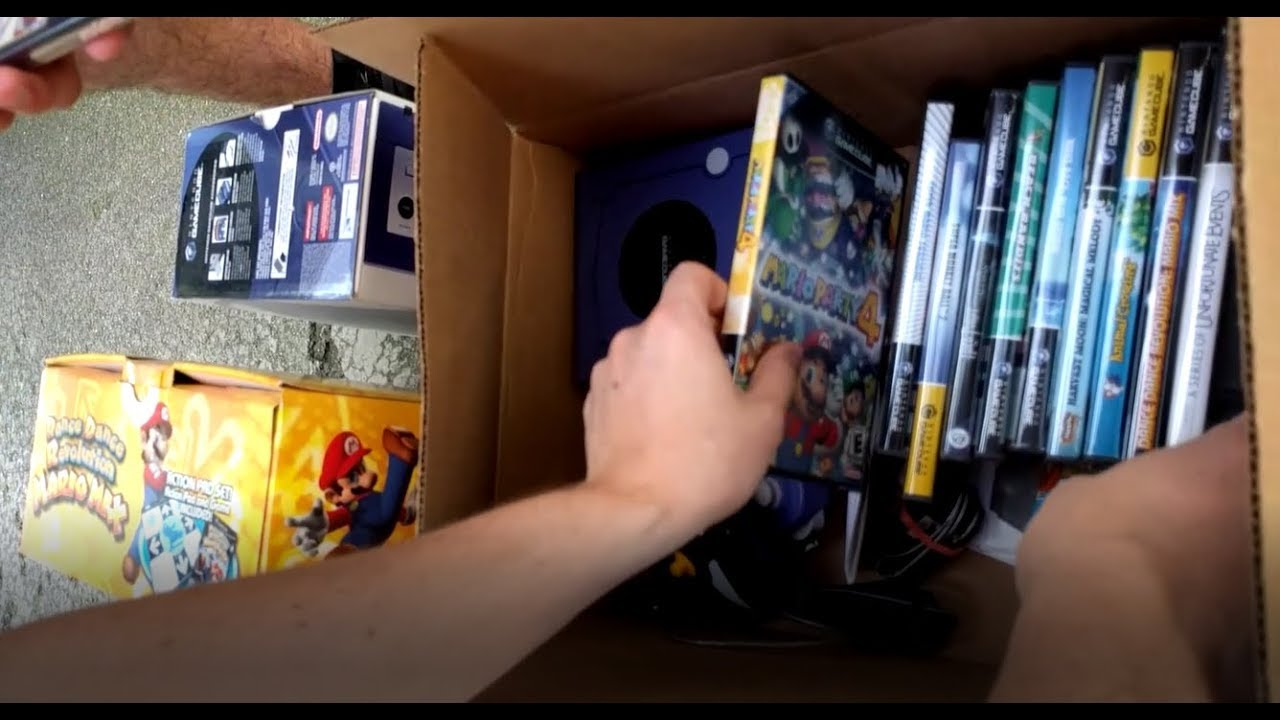 Garage Sale Book Prices Chase After The Right Price Episode 16 Best Week Yet Amazing Garage Sale Video Game Finds