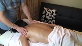 Full Body Massage - ASMR (Back, Neck, Legs and Feet)