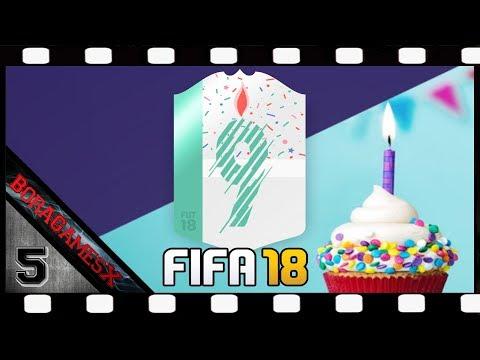 Zagrajmy w FIFA 18 FUT BIRTHDAY - SBC FUT 13 - Genialna paczka za 50K że Ho HO  💥