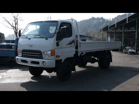 HYUNDAI MIGHTY 3.5T 4WD TRUCK