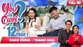 "The man ""flirts"" his English teacher in the Bun Ca restaurant