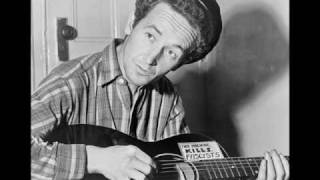 Woody Guthrie tribute - House of the rising sun