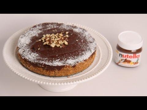 no-bake-nutella-cheesecake-recipe---laura-vitale---laura-in-the-kitchen-episode-500