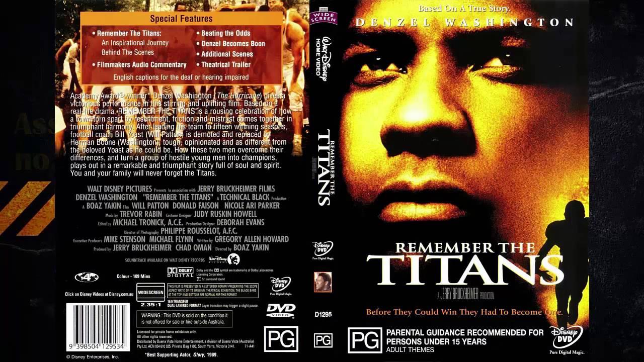 FILME: Duelo de Tit&#2...