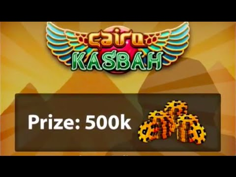 CLOSE MATCH! $500,000 Match 1v1 Miniclip 8 Ball Pool, Cairo Kasbah (iOS iPhone Gameplay)