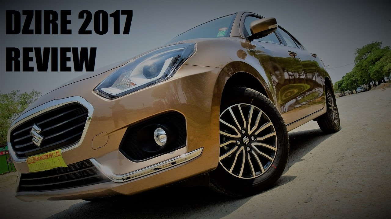 Colour car you drive - New Maruti Dzire 2017 First Drive Review Walkaround Everything You Need To Know