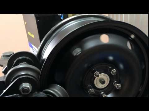 Uni-Trol Roller Prostowanie felg stalowych