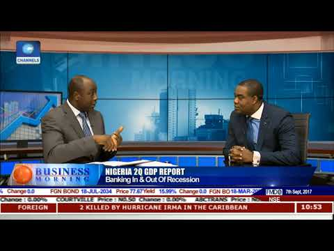Banking In & Out Of Recession |Business Morning|