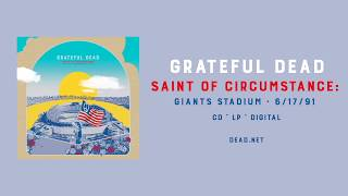 Grateful Dead - Giants Stadium (3CD Unboxing Video)