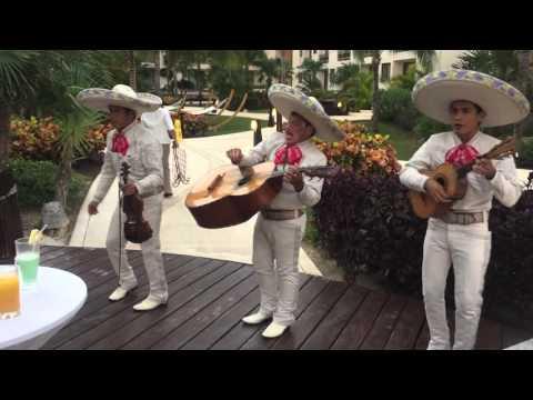 Mariachi band (Cancun,Mexico)