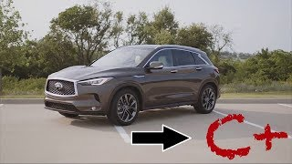 The 2019 Infiniti QX50 Is Luxurious, Just Not Desirable....