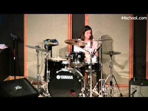 Sydney G   44 School of Music  Seattle Concert  Spring 2014  Drum Lessons