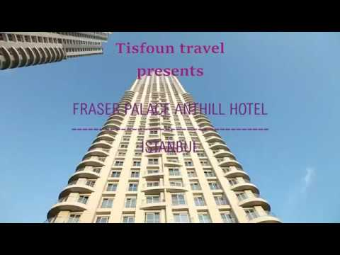 Fraser palace anthill Istanbul