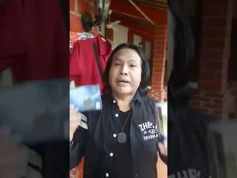 Ageng Kiwi artist famous Indonesia with Destina1