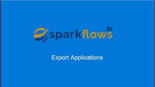 Export Applications