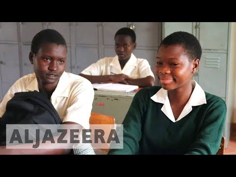 South Sudan schoolgirls voice concerns over early marriage