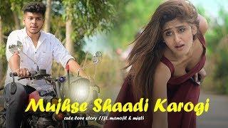 Mujhse Shaadi Karogi | Kab Tak Jawani Chupaogi Rani | Cute Love Story | Ft. Mano & Misti | LoveSHEET