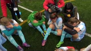 В міжнародний день дівчат в Києві відбувся футбольний матч