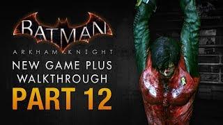 Batman arkham knight walkhrough-Part 12-A