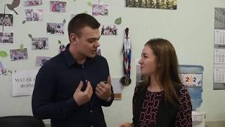 Опрос с начинкой ко дню Святого Валентина в МГЛУ