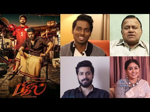 Thalapathy Vijay's Birthday Special - Celebrities Open Talk About Vijay | Bigil First  look