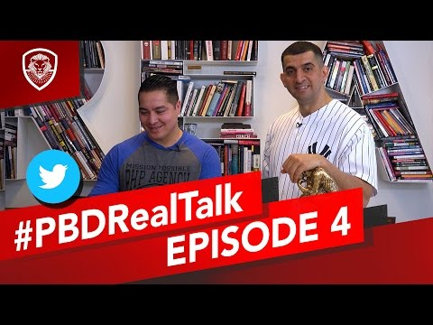 CEO vs Founders & Will Retail Stores Survive - #PBDRealTalk Episode 4