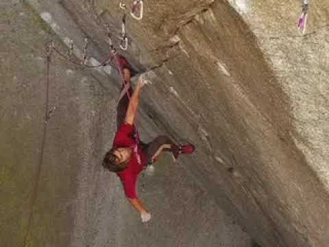 Chris Sharma – Dreamcatcher 5.14d