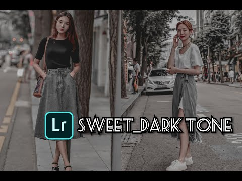 Tutorial Edit Foto Ala Selebgram | Black Sweet Tone | Lightroom Tutorial
