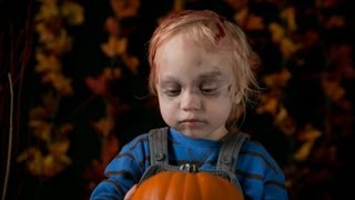 Will the Pirate goes as Gage from Pet Sematary for Halloween 2012