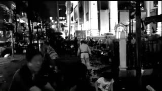 CCTV Footage The moment the #Bangkok blast went off, caught on CCTV1
