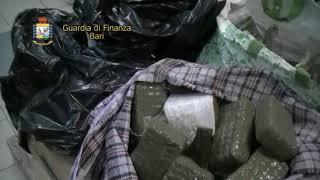 Azienda agricola trasformata in deposito di droga