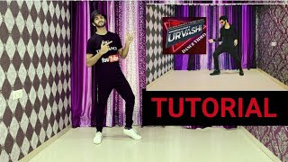 Urvashi Song - Dance Tutorial Video | Shahid Kapoor& Kiara | Honey Singh | Learn With MG |