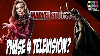 MCU Phase 4: Loki and Scarlet Witch Shows on Disney Play? Kevin Feige Producing?