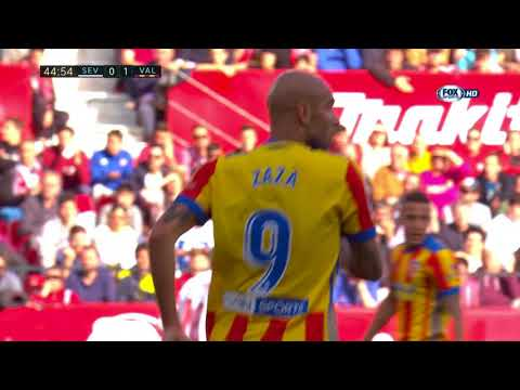 [LIGA] Siviglia vs Valencia 0-2 Gol e highlights - 10/03/18