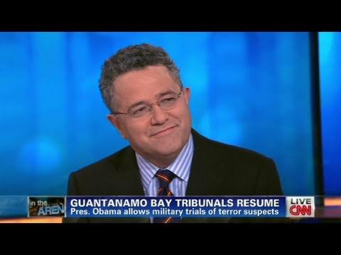 CNN: Toobin on Guantanamo Bay trials: 'This has been a fiasco'