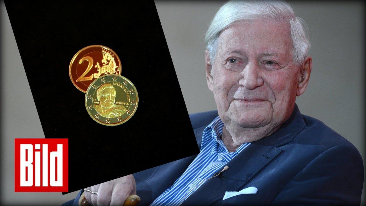Helmut Schmidt Gibt Es Jetzt Als 2 Stück Tochter Schnappt Sich
