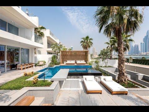 Prestigious Beach Front Private Villa in Dubai, United Arab Emirates