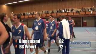 Binnenland Heren 1 vs Weert Heren 1