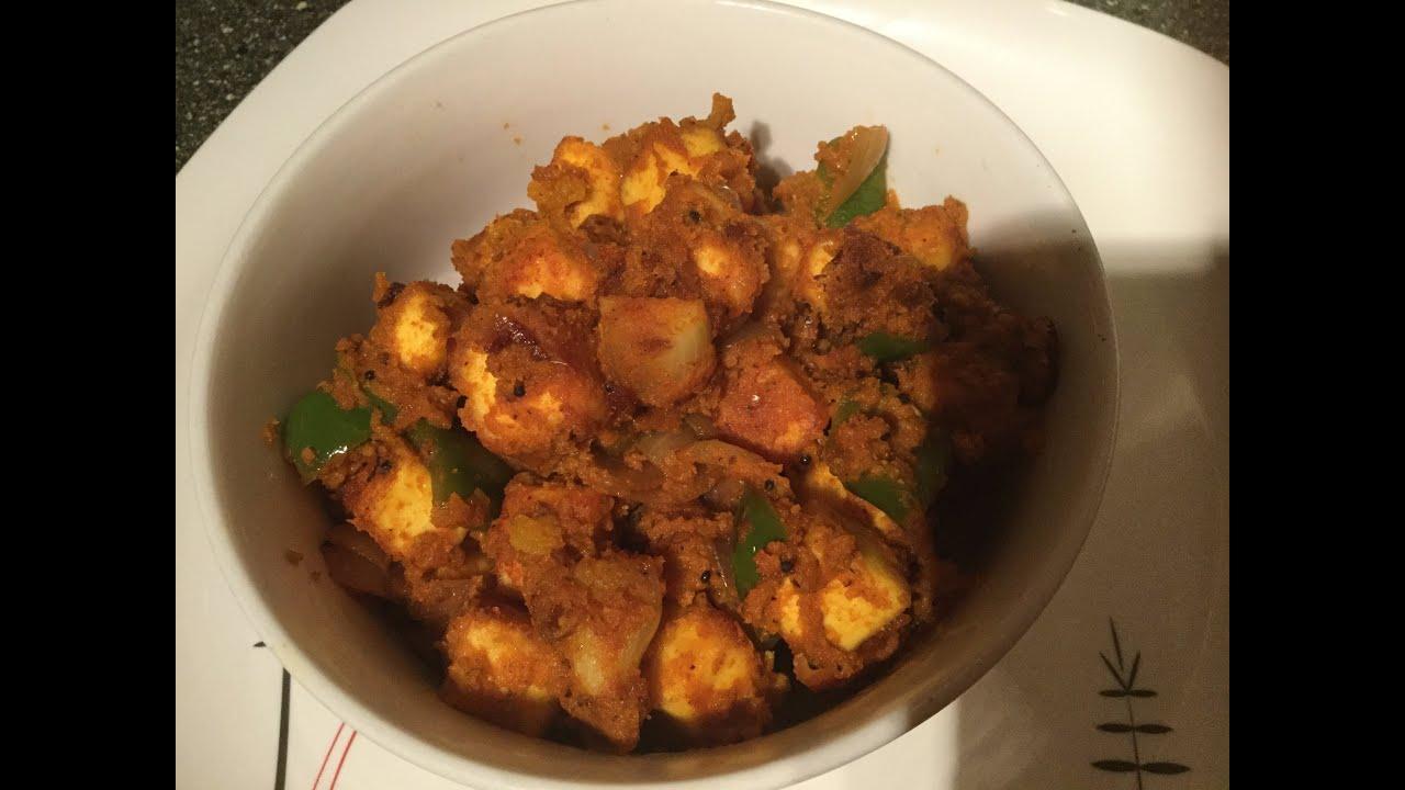 Paleo diet paneer gravy in tamil - YouTube